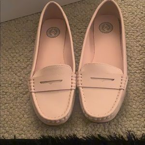 So brand loafers